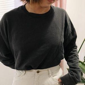 Zara crewneck sweater